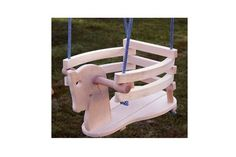 Baby Toddler Natural Wood Horse Figure Safety Swing Seat Chair - Wooden Swing Pr  #wooden #su #indoors #men #led £29.99 #organic #natural #ecofriendly #sustainaable #sustainthefuture