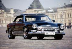 Volga V12 Coupe (2001): Ностальгия по настоящему