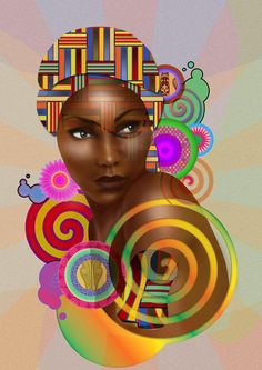 African Beauty by Irina Young