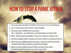 How to Stop a Panic Attack the Teal Swan Way