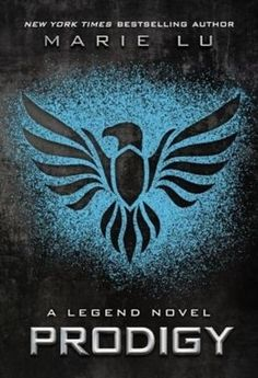 "Currently reading.  Legend, Marie Lu | 15 Book Series To Read If You Enjoyed ""The Hunger Games"""