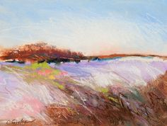 painting watercolor abstract landscape - Google Search