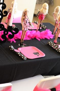 "Photo 1 of 23: Barbie Glam / Birthday ""Barbie Birthday Bash "" 