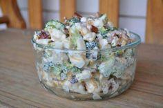 Mom's Broccoli salad!!