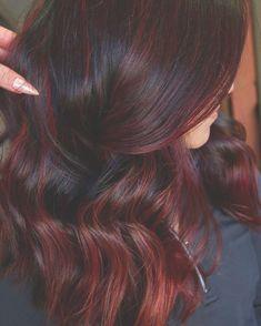 Vibrant Red Hair, Magenta Hair Colors, Hair Color Dark, Brown Hair Colors, Hair Colour, Golden Brown Hair, Light Brown Hair, Dark Red Brown Hair, Brown Eyes