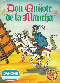 album don quijote Nostalgia, Man Of La Mancha, Baby Canvas, Teachers Toolbox, Cartoon Books, My Generation, Kids Boxing, Vintage Comics, Vintage 70s
