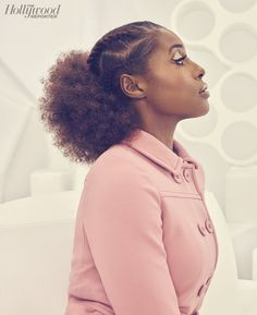 Issa Rae issa Bae for The Hollywood Reporter's Latest Issue - BellaNaija