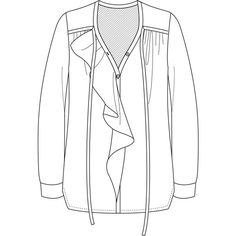 illustrator fashion templates free via Polyvore