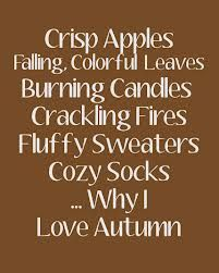 why i love autumn - Google Search