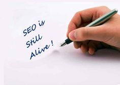 #SEO still Alive!  Search Engine Optimization is the smart technique of increasing the visibility of a website on search engine result pages (SERPs), without paying any dollars to search engines.  #SEOJames #SearchEngineOptimization #Seo