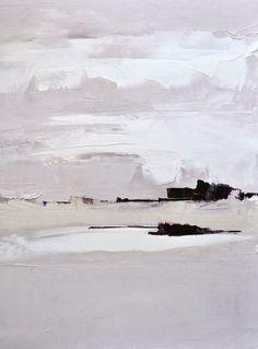 Sandra Pratt | Pale Reflection | oil on canvas /sm
