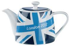 Johnson Brothers Union Jack Teapot