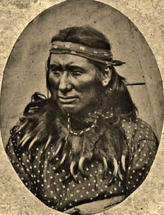 (4) Native American Indian - Old Photos
