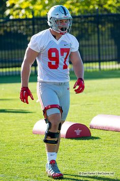 Ohio State Expects Nick Bosa to Hit 'Ground Running' Next Week