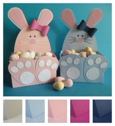 Easter Bunny Boxes 1