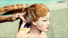 Hochsteckfrisuren - Tipps und Tricks Evelyn Karbach - video2hair trailer Eyes, Beauty, Tips And Tricks, Beauty Illustration, Cat Eyes