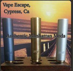 What's your color? #manhattan | #manhattanmod | #amerivape | #manhattanmechmod | #socalvapeescape | #vapeescape | #5363lincoln | #cypress | #cypressvapers | #improof | #stopsmokingstartvaping | #smokefree | #vapefam | #vapeshop @amerivape_technologies VAPE ESCAPE 5363 Lincoln Ave. Cypress, Ca 90630 714.484.8273 www.SoCalVapeEscape.com www.ECigShopCypressCa.com Mon-Sat: 11am-8pm Sun: 11am-6pm