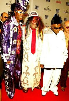 Bootsie Collins, George Clinton, Sly Stone