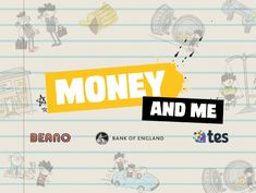 'Money and me' lessons and activities created in collaboration with Beano, Bank of England and Tes for primary pupils ages 5 - 11. What Is Meant, What Can I Do, Money Safe, Key Stage 1, Bank Of England, Financial Stability, Addition And Subtraction, Primary School, Money Management
