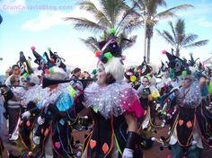 #GranCanaria Blog - News, Events, Reviews: Las Palmas de Gran Canaria #Carnival 2013