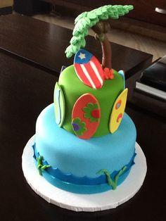 The Sweet Sense! Surf Cake, Lechon, Love Craft, Pork Roast, Puerto Rico, Surfing, Island, Cakes, Baking