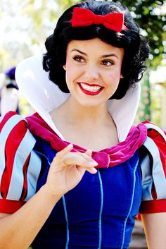 Princess Snow White from Disney's Snow White and the Seven Dwarves