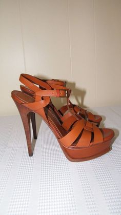 #YSL $99.99 Pre-owned in Clothing, Shoes & Accessories, Women's Shoes, Heels