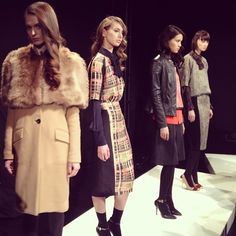 Another look from @marissawebb #nyfw