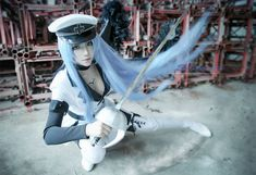 Arthur(妖一) Esdeath Cosplay Photo - WorldCosplay