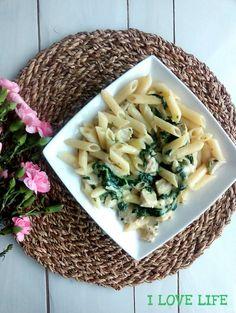 Penne, Risotto, Ethnic Recipes, Food, Essen, Meals, Yemek, Pens, Eten