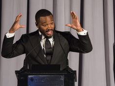 """Creed"" director Ryan Cooler give charming and insightful speech at the LA Film Critics awards, honoring Variety's Justin Chang for giving criticism a new voice and issuing a challenge to the next generat..."