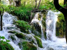 Plitvice Lakes, Croatia...lovely!!!