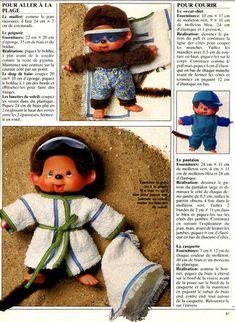 Faire des habits à son kiki Kiki Peluche, Poupées Our Generation, Teddy Bear, Memories, Baseball Cards, Toys, Children, Blog, Monster High