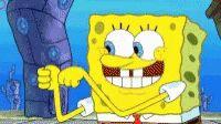 Thumbs Up Spongebob GIF - Thumbs Up Spongebob Happy - Discover & Share GIFs
