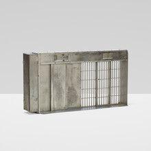 salesman's sample prison door