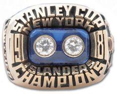 New York Islanders - 1981 Stanley Cup Ring