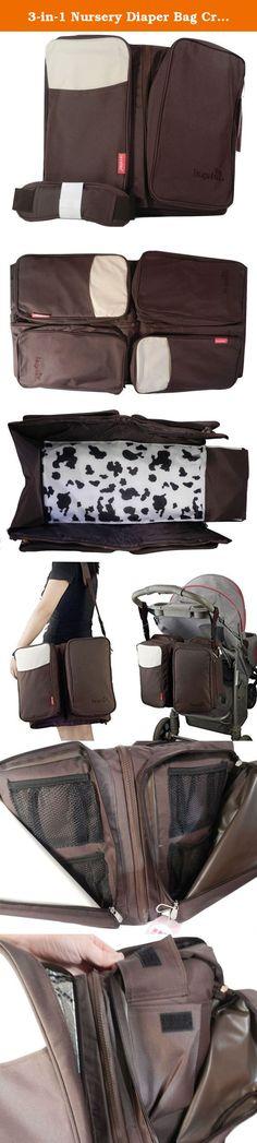 nursery diaper bag crib bassinet bed portable baby infant travel porta