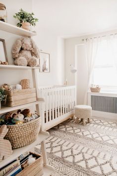 New Baby Room Decoration Ideas #babyroomdecoration