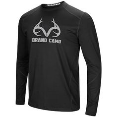 5cb74181adef This Realtree Men's Midweight Longsleeve Shirt is made for being out in the  woods Hunting or Working Out. It is Midweight, loose cut and a Dual Blend  of ...