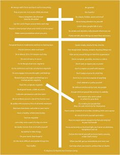 """Printable: Fr. Hopkos 55 Maxims for Christian Living: """"Be always with Christ and trust God in everything, Pray as you can, not as you think you must..."""" orthodox sayings"""