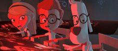 Mais artes de Mr. Peabody & Sherman, da Dreamworks
