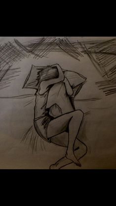 #sad #cold #alone #depression #heartbreak #lonely #cantsleep #left #dark #crying #drawing #draw #art #ideas