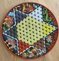 We didn't have this game, but I remember playing it a lot with a friend at her house - Chinese Checkers Childhood Games, My Childhood Memories, Sweet Memories, Retro Toys, Vintage Toys, Antique Toys, I Remember When, Thinking Day, Ol Days