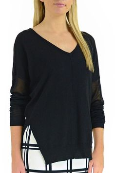 Amberlyn Slouch Knit - FORCAST WIN14 : Clothes-Tops : FORCAST l Women's Clothing l Latest Fashion Online