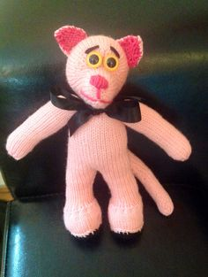 Pink Panther Bear