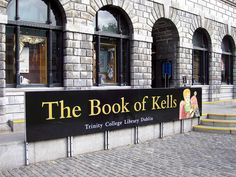 The most richly decorated medieval manuscript on the planet, The Book of Kells remains one of Ireland's most popular attractions.