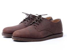 CARTER ROYAL BROWN - Amble Footwear