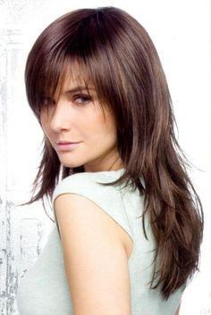 Sensational Hair With Layers Straight Hairstyles And Medium Lengths On Pinterest Short Hairstyles Gunalazisus