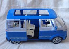 Barbie Volkswagen Microbus by Mattel, 2002
