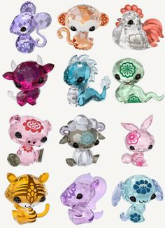 Junko Mizuno for Swarovski crystals